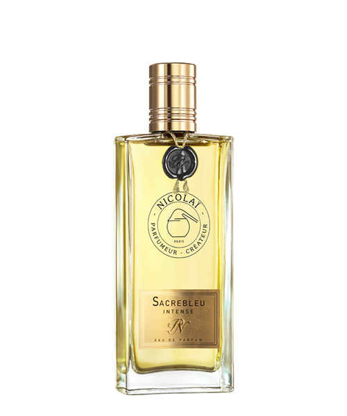 Eau de parfum Nicolai sacrebleu intense NIC1803 bianco