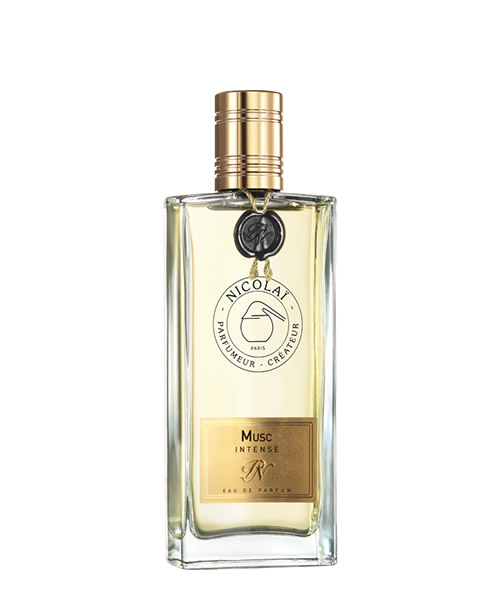 Eau de parfum Nicolai musc intense NIC1818 bianco