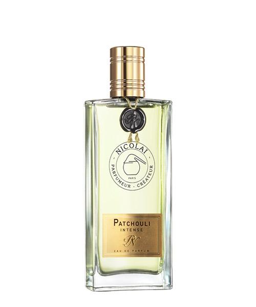 Eau de parfum Nicolai patchouli intense NIC1867 bianco