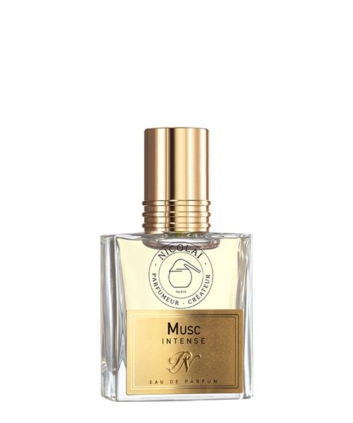 Eau de parfum Nicolai musc intense NIC1918 bianco