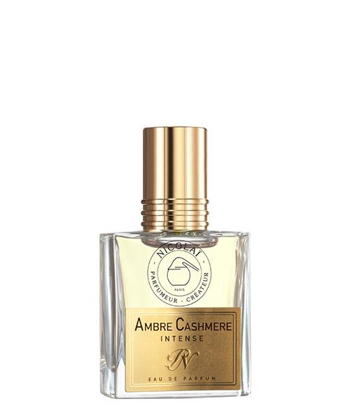 Eau de parfum Nicolai ambre cashmere intense NIC1923 bianco