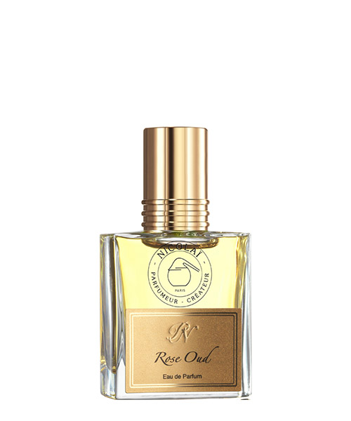 Eau de parfum Nicolai rose oud NIC1930 bianco