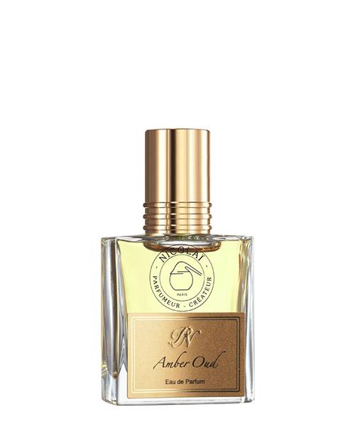 Eau de parfum Nicolai amber oud NIC1931 bianco