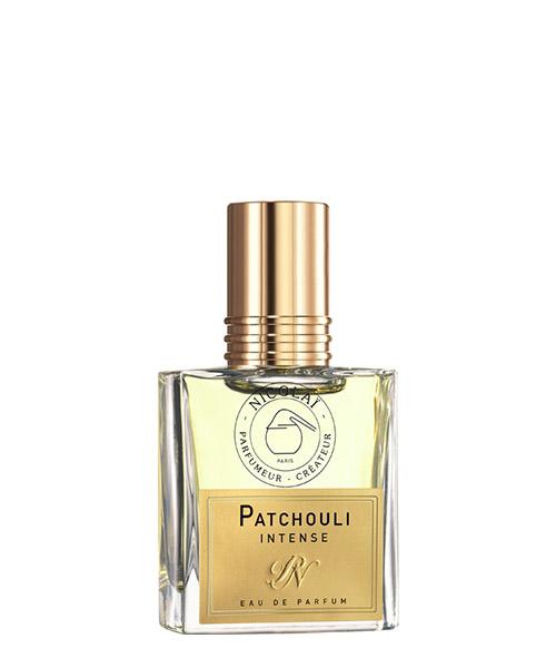 Eau de Parfum Nicolai patchouli intense nic1967 bianco