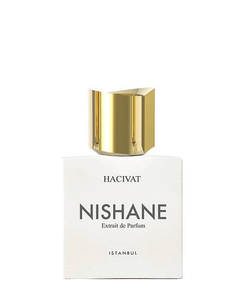 Extrait de Parfum Nishane Istanbul Hacivat HACIVAT bianco