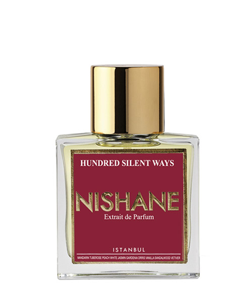 Parfum Nishane Istanbul Hundred Silent Ways HUNDRED SILENT WAYS bianco
