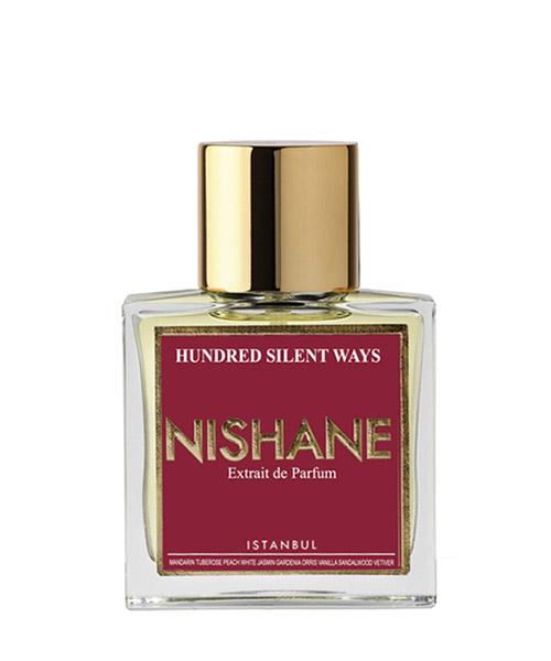 Extrait de Parfum Nishane Istanbul hundred silent ways hundred silent ways bianco