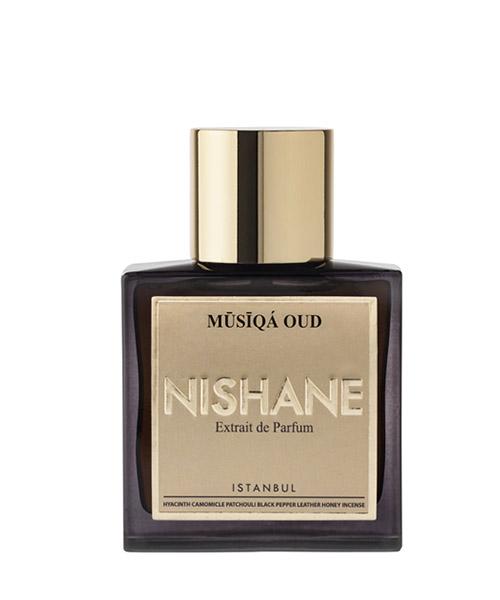Parfum Nishane Istanbul Musiqa Oud MUSIQA OUD marrone