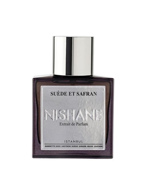 Parfum Nishane Istanbul Suède et Safran SUEDE ET SAFRAN marrone