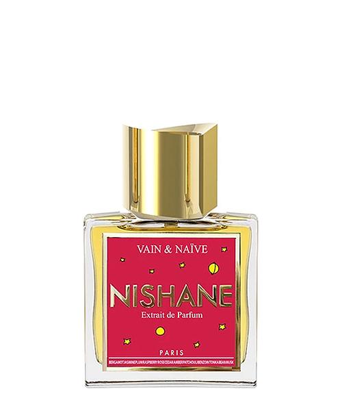 Extrait de Parfum Nishane Istanbul Vain & Naive VAIN E NAIVE bianco
