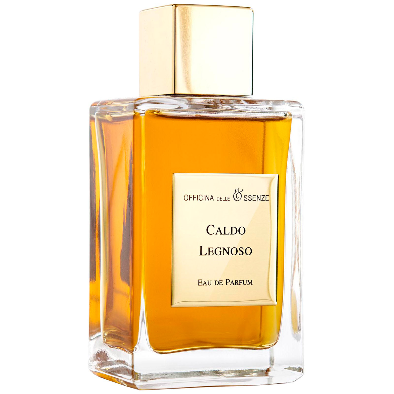 Caldo legnoso profumo eau de parfum 100 ml