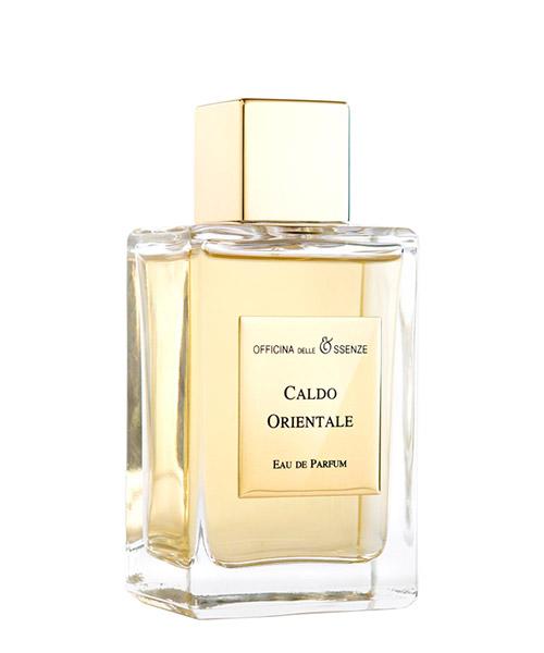 Parfum Officina Delle Essenze Caldo Orientale CALDO ORIENTALE giallo