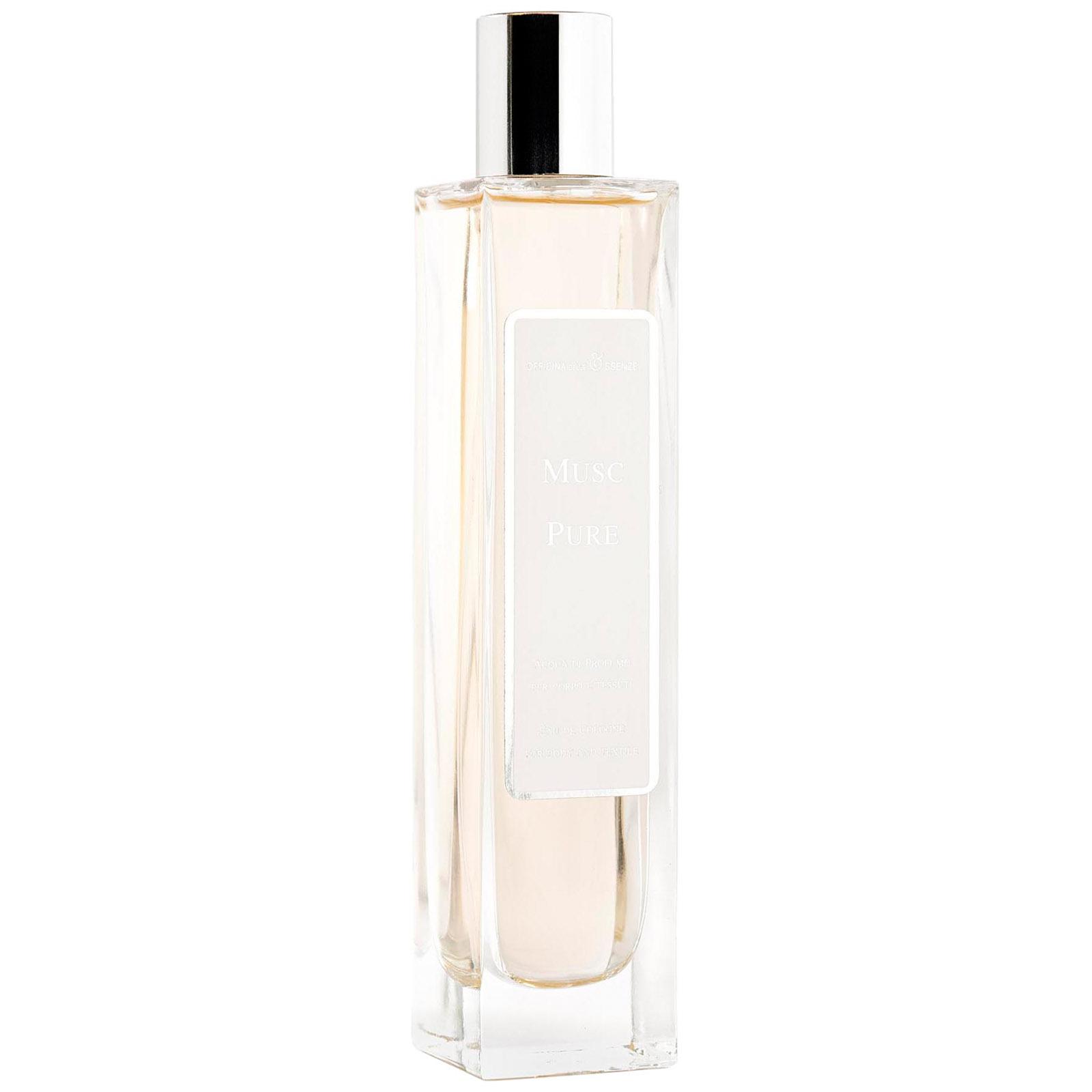 Musk pure profumo eau de cologne 100 ml