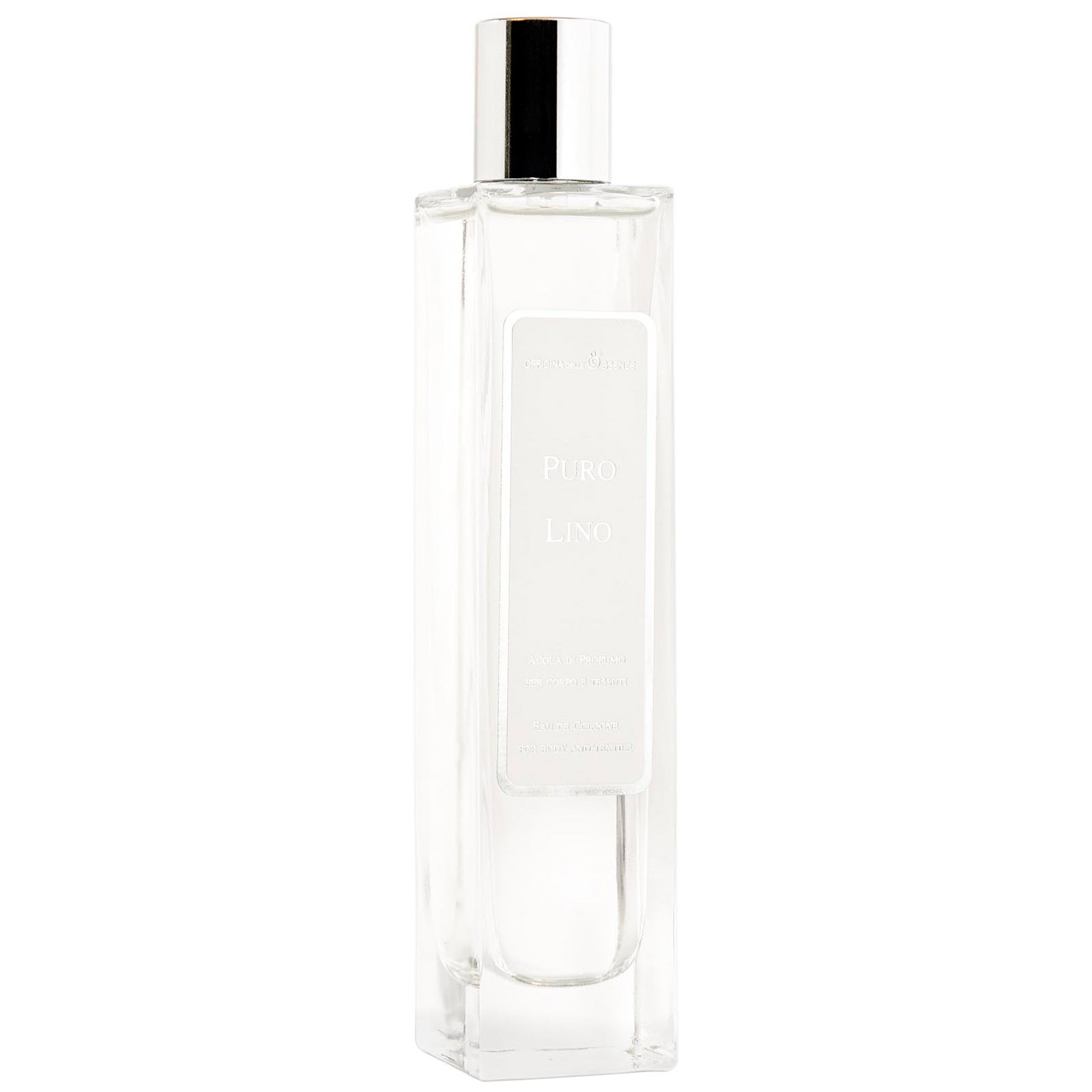Puro lino profumo eau de cologne 100 ml