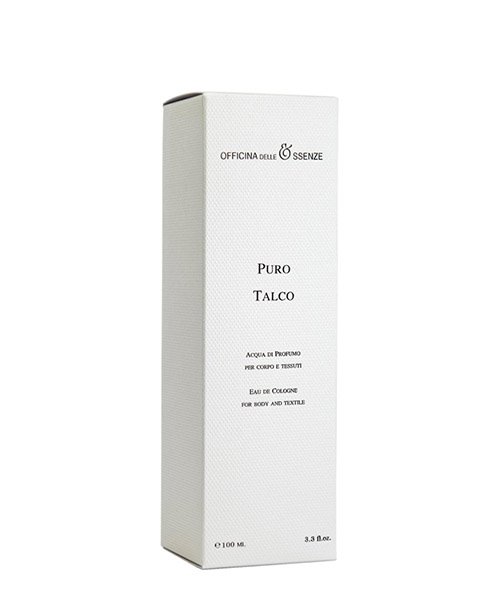 Puro talco fragrancia eau de cologne 100 ml secondary image