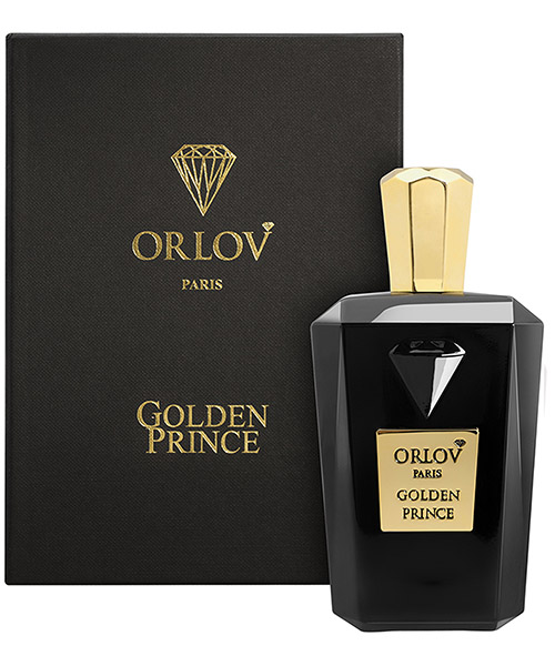 Golden prince perfume eau de parfum 75 ml secondary image