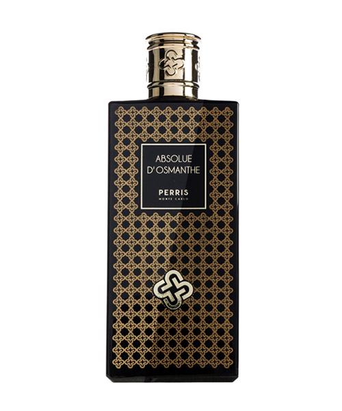 Parfum Perris Monte Carlo Absolue d'Osmanthe ABSOLUE D'OSMANTHE nero