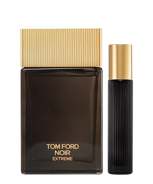 Eau de parfum Tom Ford noir extreme set holiday collection T8X5010000 bianco