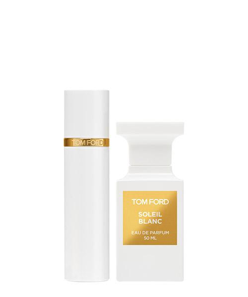 Eau de parfum Tom Ford soleil blanc set holiday collection T95C010000 bianco