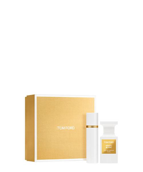 Set soleil blanc perfume eau de parfum 50 ml + 10 ml holiday collection secondary image