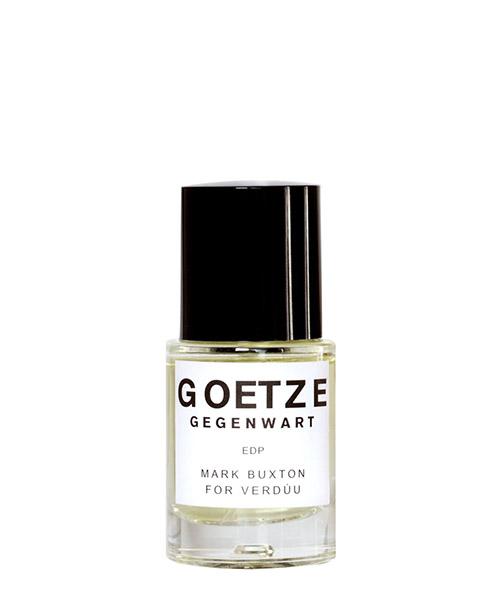 Eau de Parfum Verdúu Göetze Gegenwart GÖETZE GEGENWART bianco