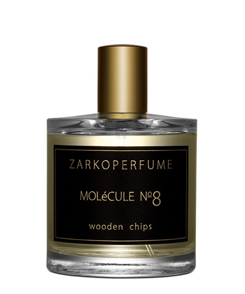 Eau de Parfum Zarkoperfume MOLe´CULE N°8  MOLÉCULE NO 8 bianco