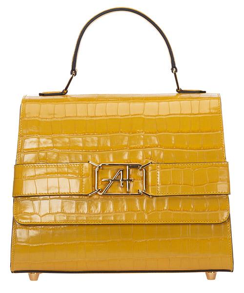 Bolsas de mano Alberta Ferretti A720780080021 giallo