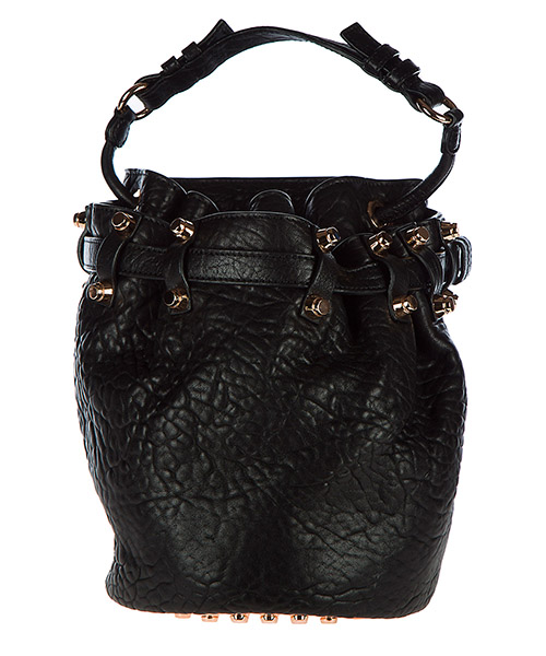 Bucket bag Alexander Wang Diego 20R0047 nero