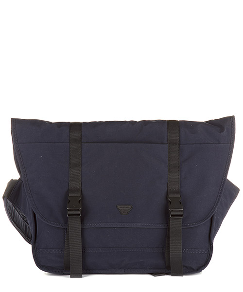 Men's cross-body messenger shoulder bag