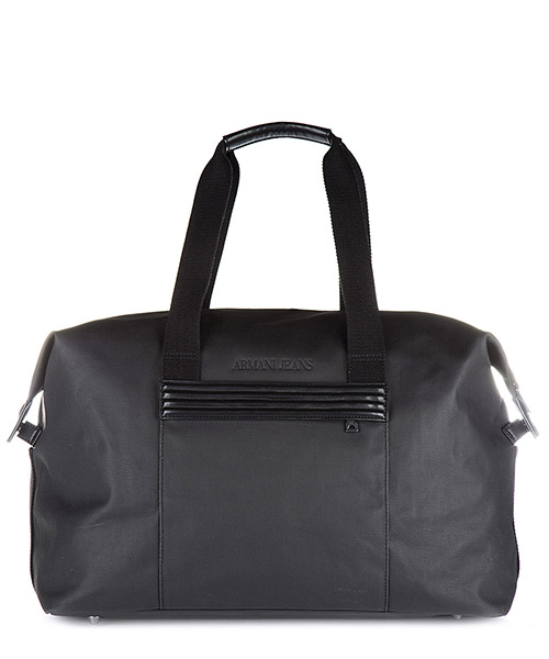 Duffle bag Armani Jeans 932106 7P921 00020 black