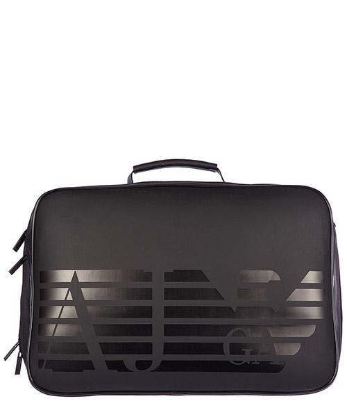 Duffle bag Armani Jeans B6265 T3 12 nero