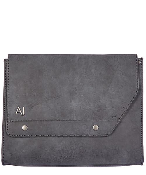 Borsa a tracolla Armani Jeans B6286 U2 S2 grigio