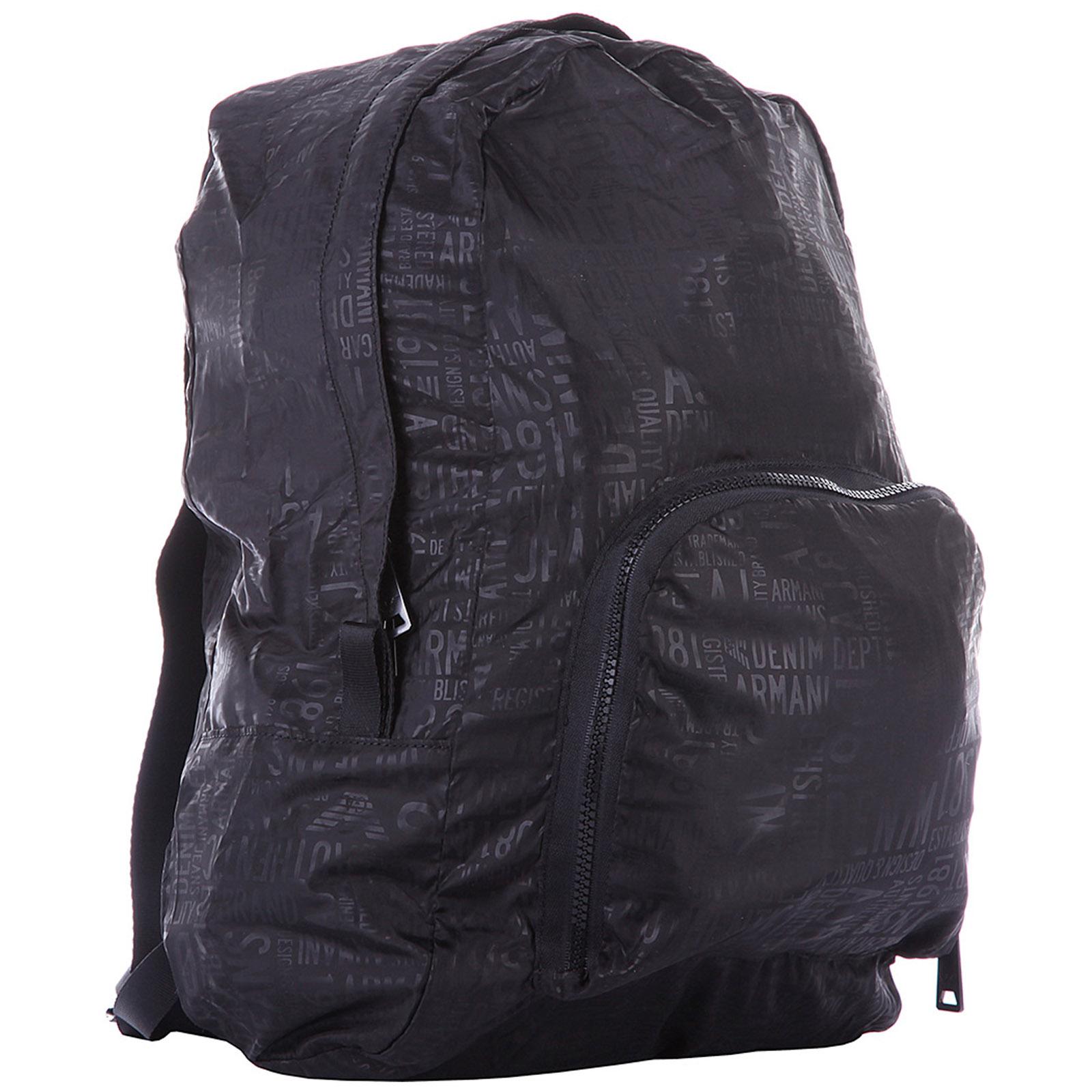 Sacs à dos Armani Jeans C6254 S4 12 nero   FRMODA.com a44fcd5a4a6