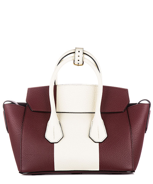 Bolso de mano Bally 6208828406 dark red