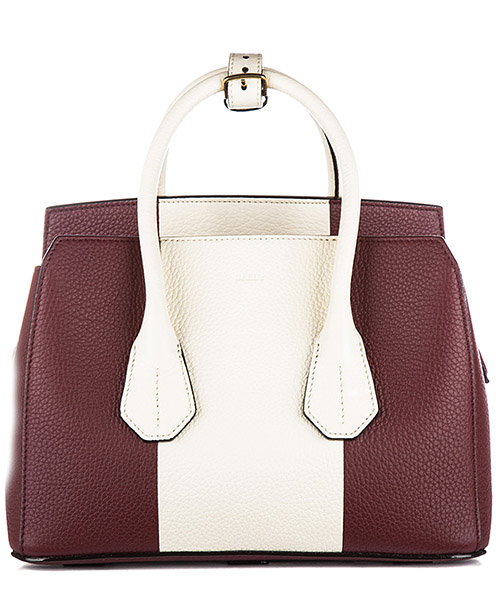 Women's leather handbag shopping bag purse sommet secondary image