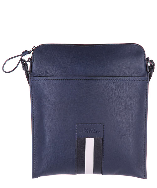 Crossbody bag Bally Bostann 6189675 blu