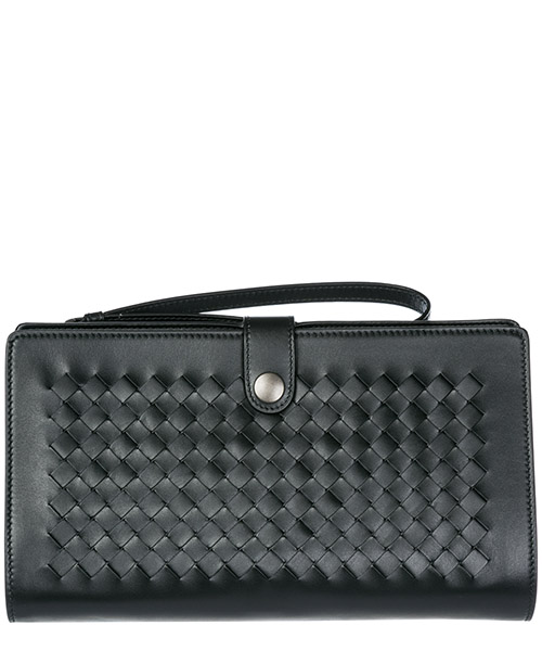 Document holder Bottega Veneta 302652VQ1221000 nero