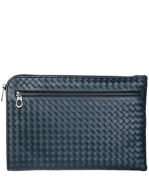 Document holder Bottega Veneta 406021V46514013 light tourmaline