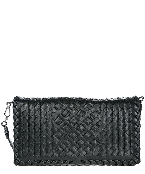 Crossbody bag Bottega Veneta 496146VCB101000 nero