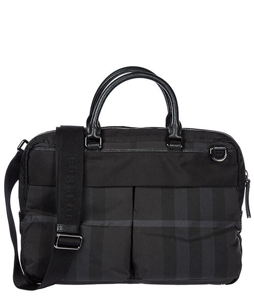 Computer bag Burberry 38907991 nero
