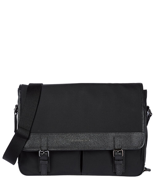 Crossbody bag Burberry 39583551 nero