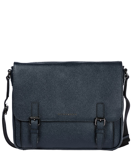 Crossbody bag Burberry 39766811 navy