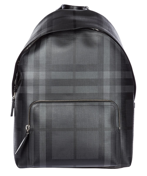 Rucksack Burberry A4 Tiger 40568911 charcoal - black