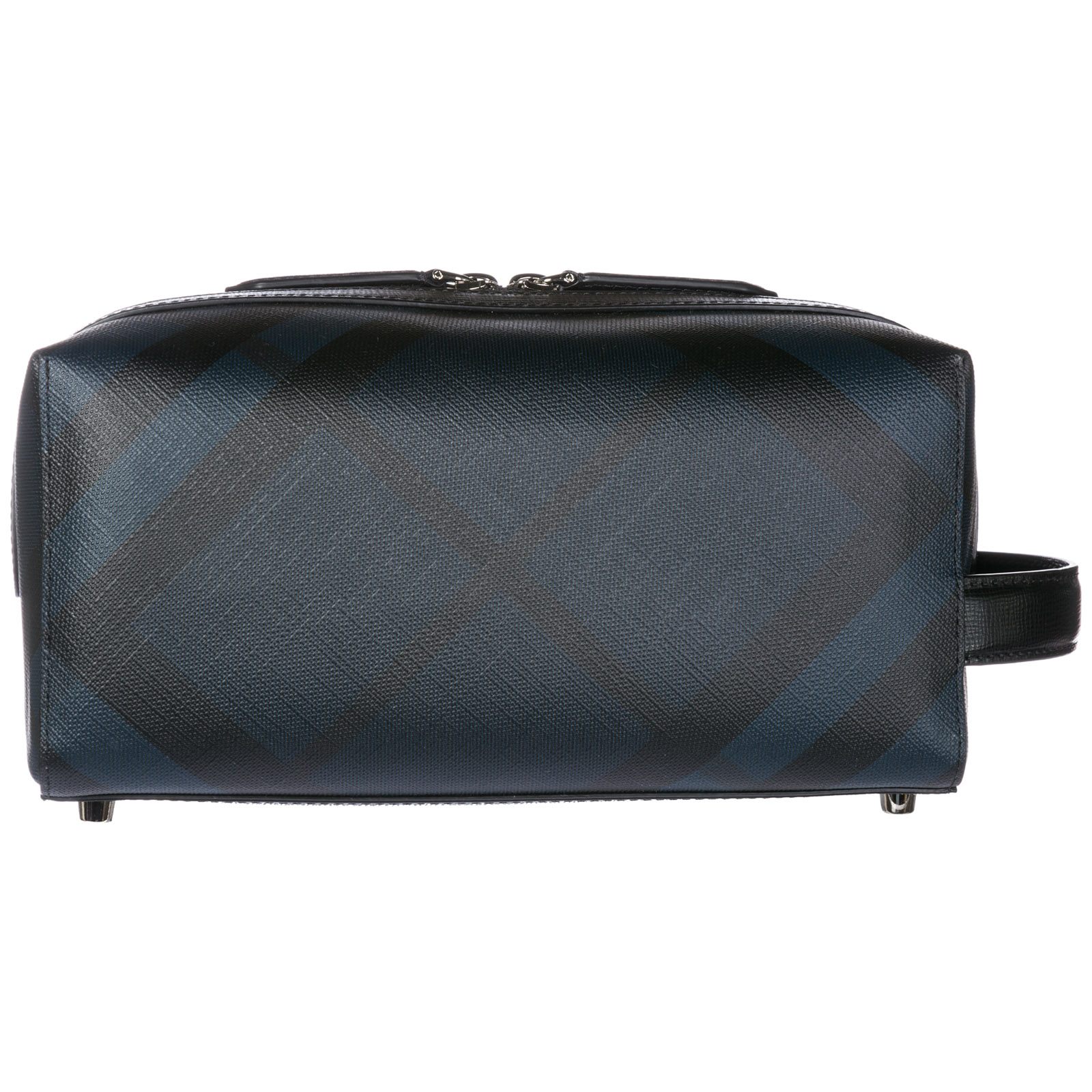 ... Men s leather travel toiletries beauty case wash bag ... 48caabbf6f529