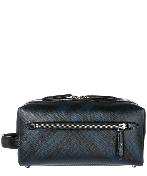Beauty case Burberry 4068331 navy/black