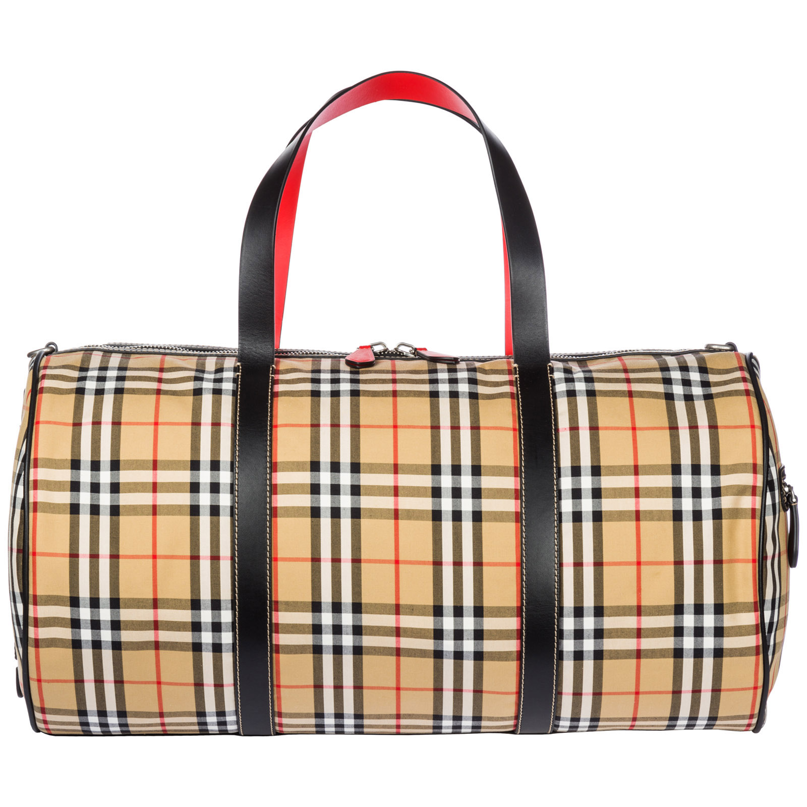 dbf716a98b3d Burberry Travel duffle weekend shoulder bag kennedy