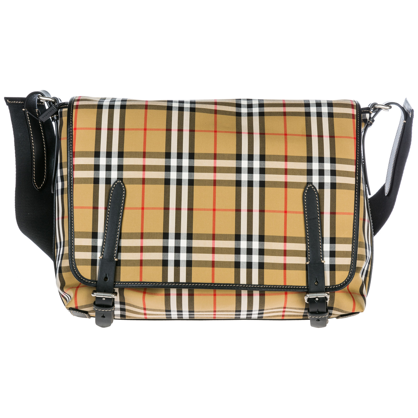 24ee5854d160 Burberry Men s cross-body messenger shoulder bag burleigh
