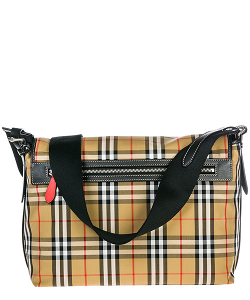 Men's cross-body messenger shoulder bag  burleigh secondary image