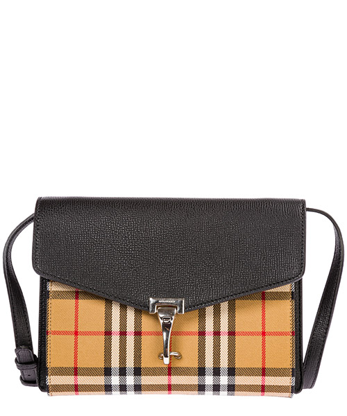 Crossbody bags Burberry 4080075 nero