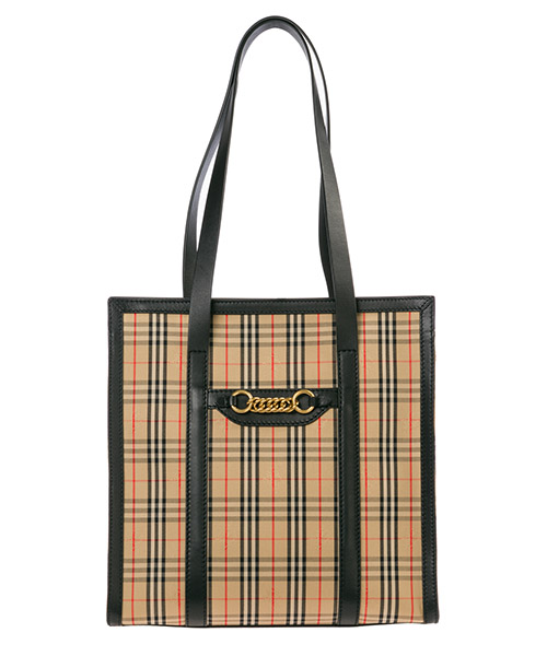 Bolsa de asa larga Burberry The link 80064371 beige